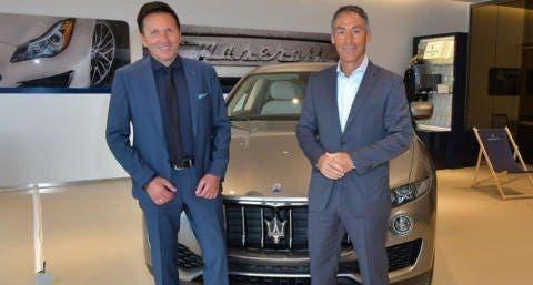 Maserati inaugura a Berlino