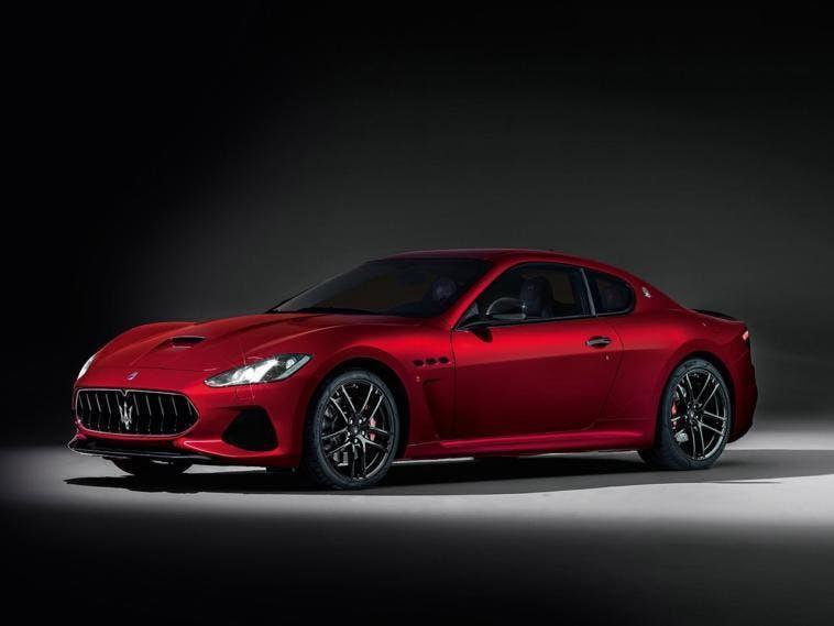 Maserati Gran Turismo il debutto a New York