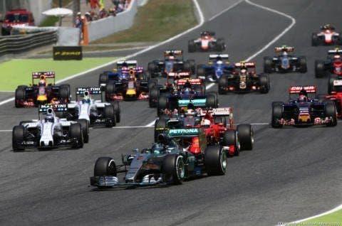 Resa nota la bozza di calendario per la stagione di Formula 1 2018