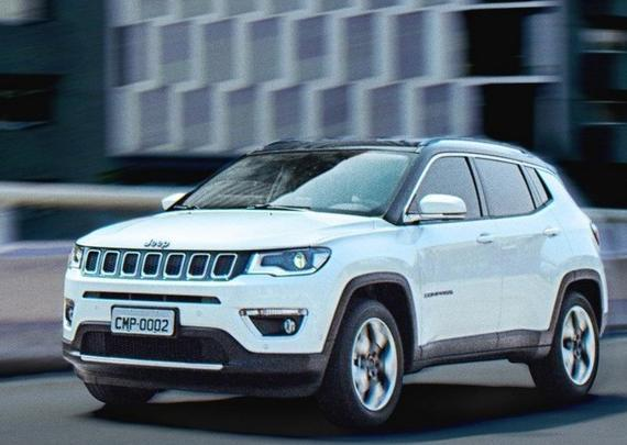 Nuovo Jeep Compass