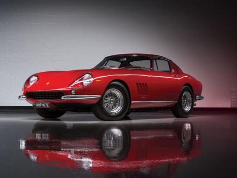 Ferrari 275 GTB/4 - Ferrari Performance Collection
