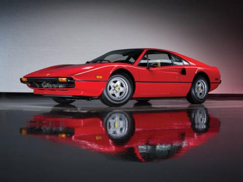 Ferrari 308 GTB - Ferrari Performance Collection
