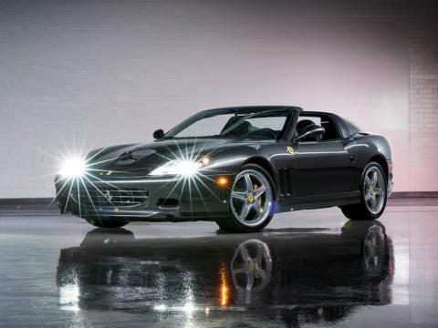 Ferrari 575 Superamerica - Ferrari Performance Collection