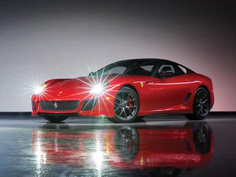 Ferrari 599 GTO - Ferrari Performance Collection