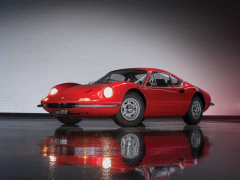 Ferrari Dino 206 GT - Ferrari Performance Collection