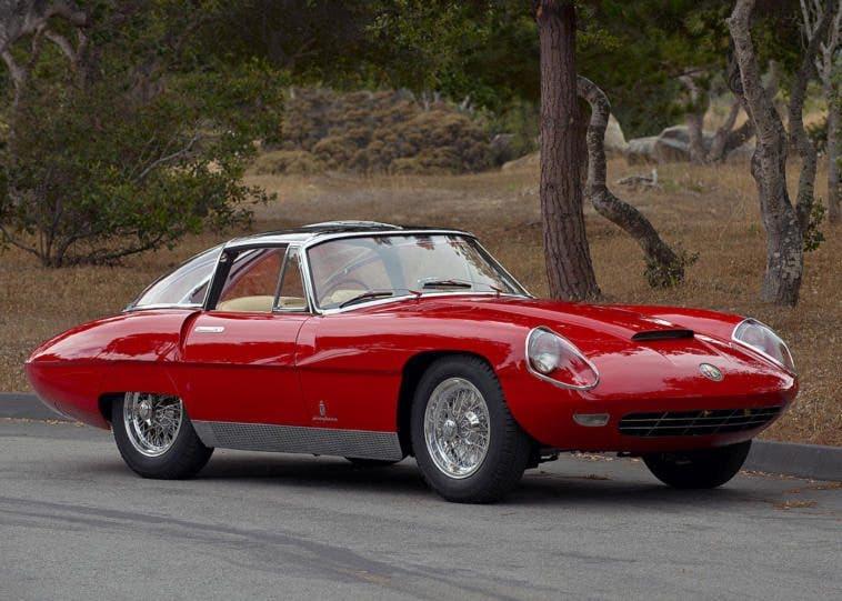 Alfa Romeo 6C 3000 CM Pininfarina
