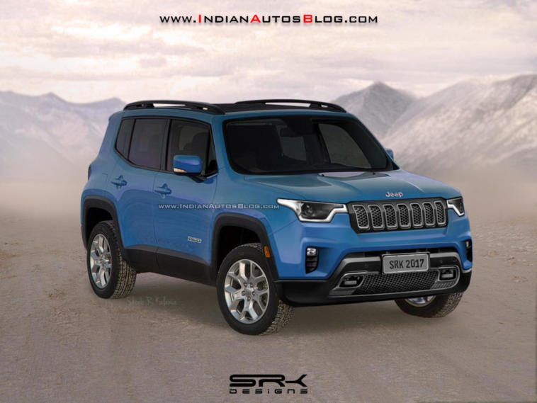 Jeep Renegade Restyling In Arrivo Entro Fine 2018
