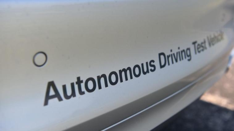 FCA guida autonoma