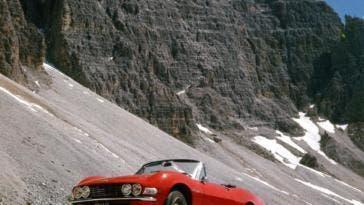 Fiat Dino Spider - FCA Heritage
