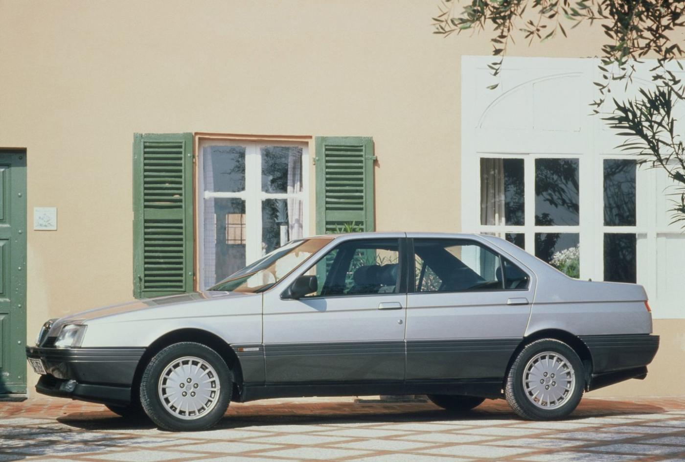 Alfa Romeo Giulia >> Le future auto d'epoca di Alfa Romeo, Fiat e Lancia