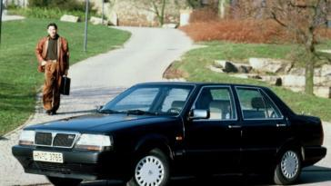 Lancia Thema Youngtimer