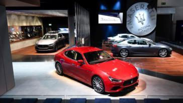 Maserati Model Year 2018