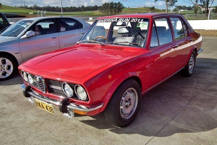 Alfa Romeo 4 auto d'epoca AutoScout24