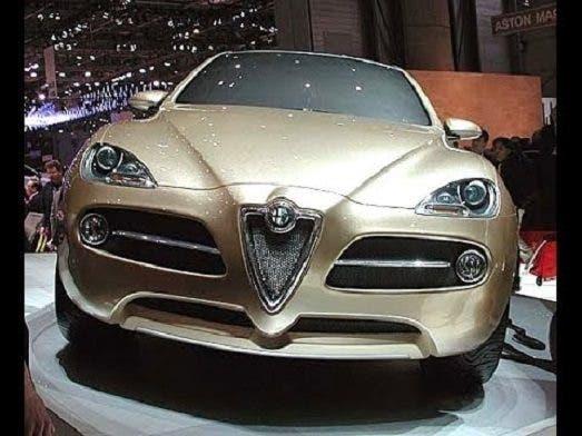 Alfa Romeo Kamal B-SUV
