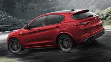 Alfa Romeo Stelvio immatricolazioni da gennaio