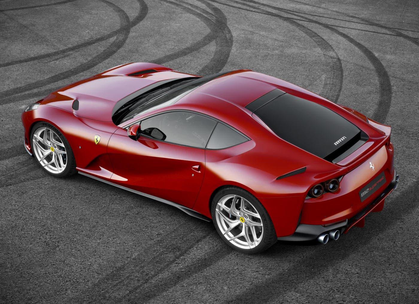 Ferrari 812 Superfast Auto Europa Sportiva