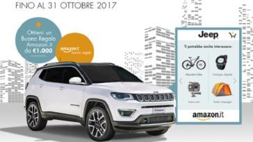 Fiat Chrysler Business Days buoni Amazon