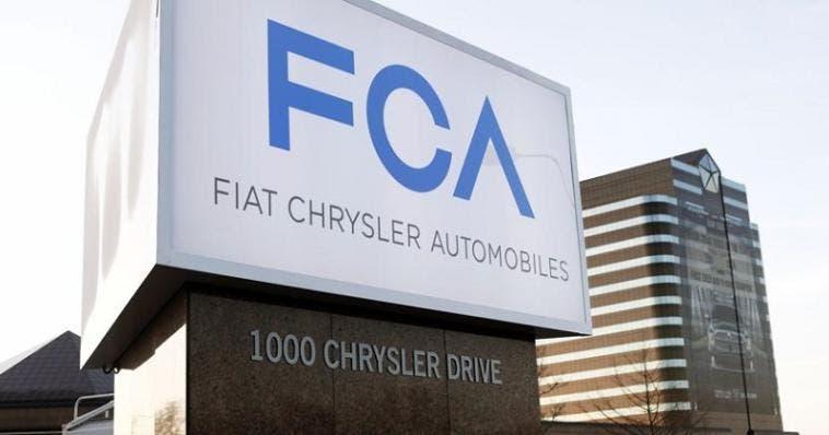 Fiat Chrysler richiamo poggiatesta