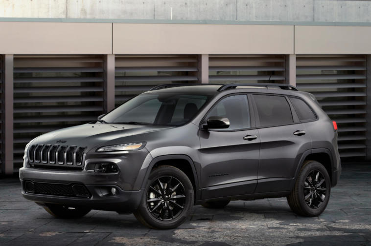 Jeep Cherokee Latitude Amazon Alexa