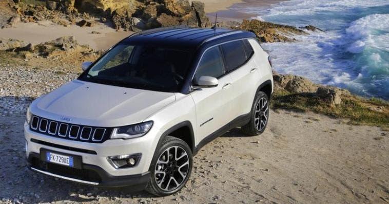 Jeep Compass IIHS crash test