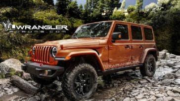 Jeep Wrangler 2018 presentazione ufficiale