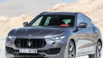 Maserati Levante 2018 cambiamenti