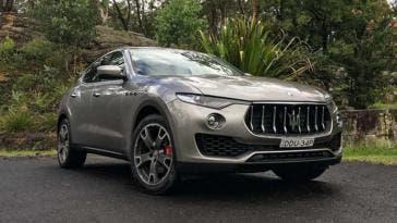 Maserati Levante stop produzione