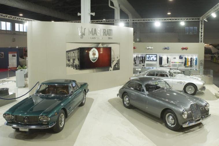 Maserati Auto Moto d'Epoca