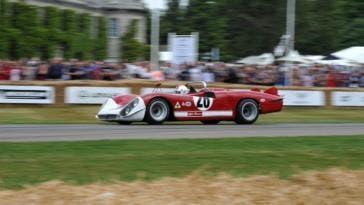 Alfa Romeo 33.3 Le Mans