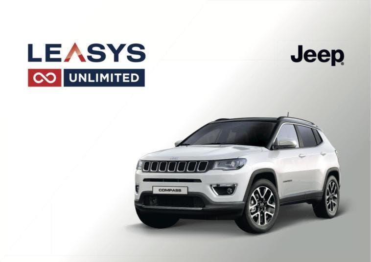 Jeep Compass Noleggio Leasys