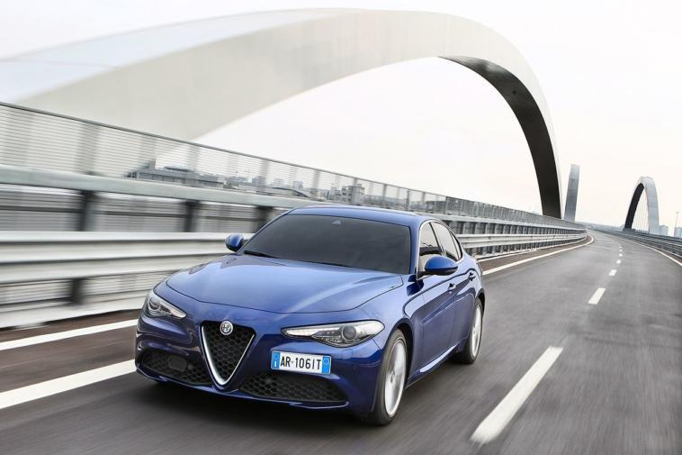 Alfa Romeo Giulia Business