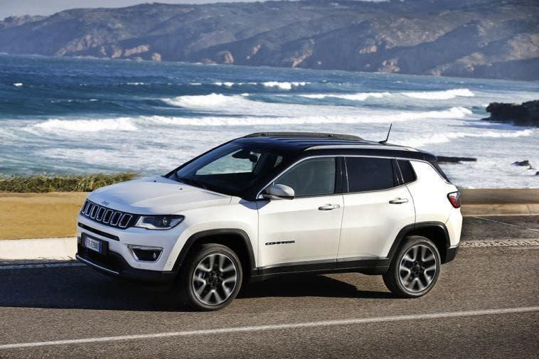 Fca, a maggio in Europa 110mila immatricolazioni +0,2%, boom Jeep