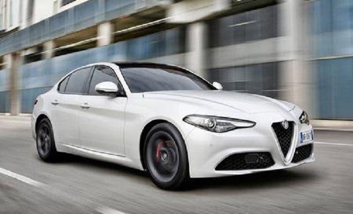 Alfa Romeo Giulia 2 premi Irlanda