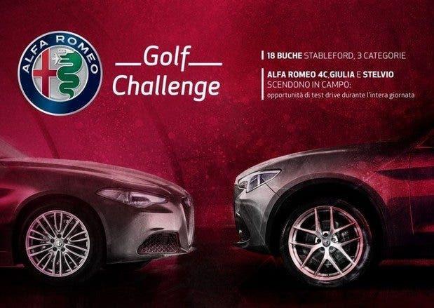 Alfa Romeo Golf Challenge
