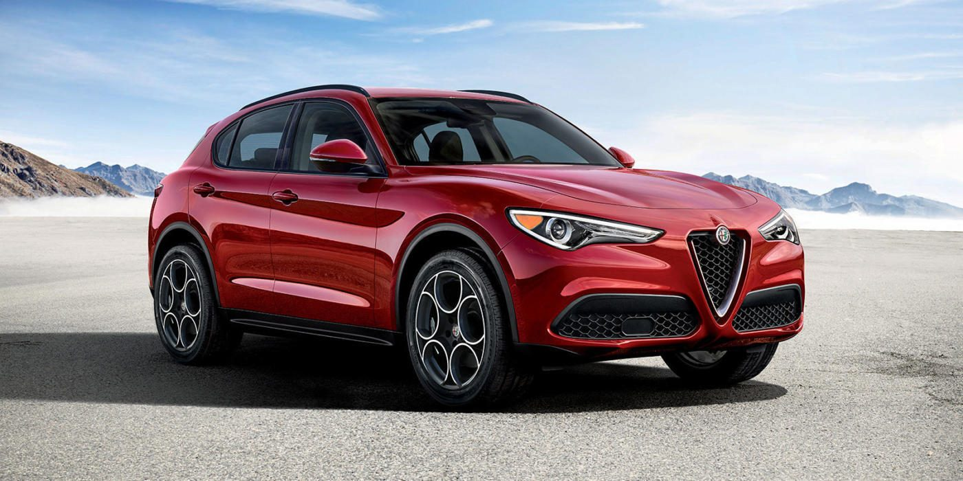 alfa romeo stelvio in promozione a 350 euro al mese con be lease. Black Bedroom Furniture Sets. Home Design Ideas