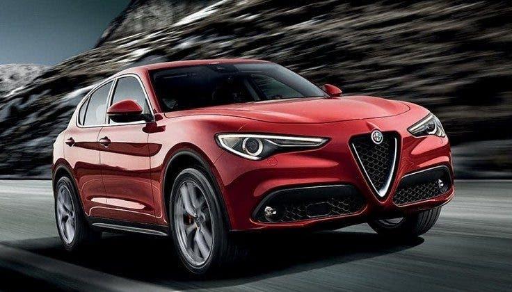 Alfa Romeo Stelvio promozione Be Lease