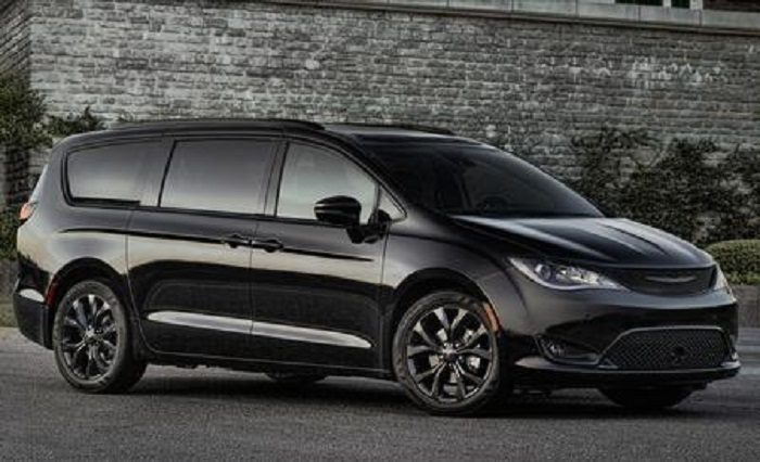 Chrysler Pacifica problema spegnimento motore