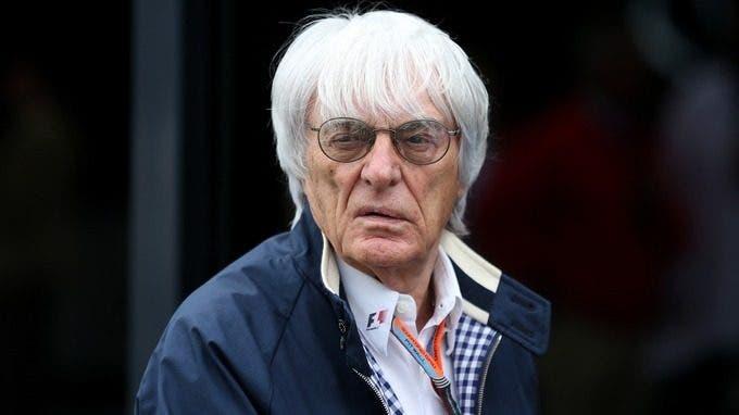 Ferrari Bernie Ecclestone Formula 1