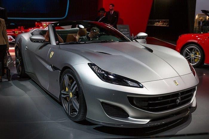 Ferrari Portofino fuori Europa