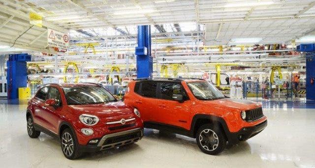 Fiat Chrysler Melfi cassa integrazione