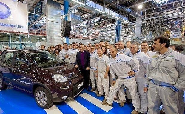 Fiat Chrysler Pomigliano investimento 42 milioni