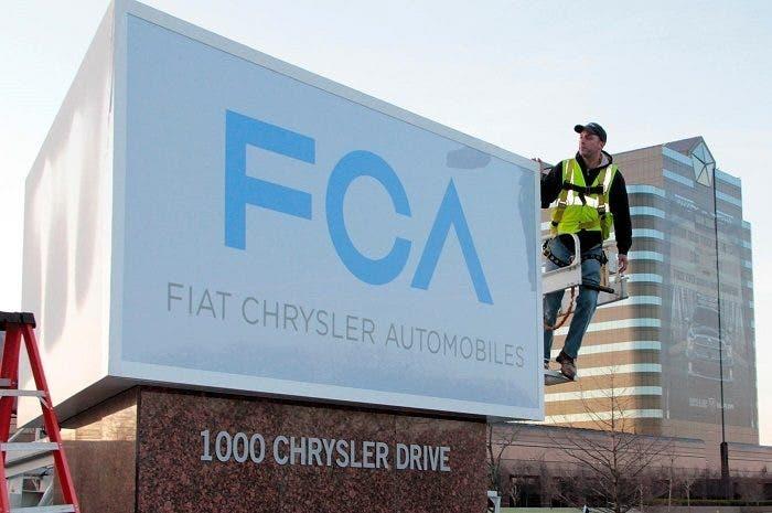 FCA: quota di mercato scende al 26,1% ad ottobre