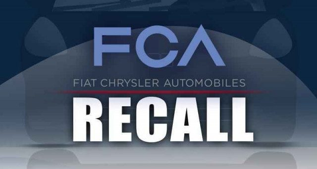 Fiat Chrysler richiamo Stati Uniti Dodge Jeep