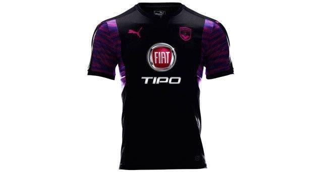 Fiat Tipo sponsor Bordeaux