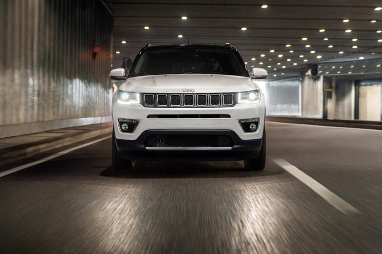 Fca, arriva la Jeep Compass Limited Winter