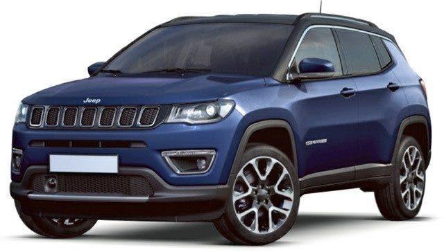 Jeep Compass richiamo airbag difettosi