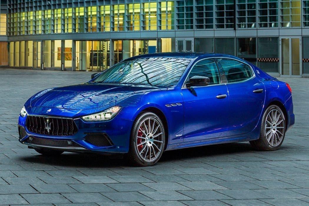 Maserati Ghibli 2018 novità