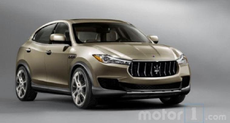 Maserati SUV compatto guida autonoma
