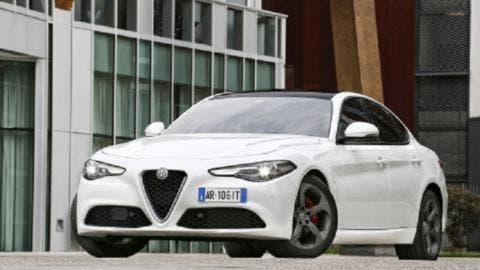 Alfa Romeo Giulia MFA-MissionFleetAwards
