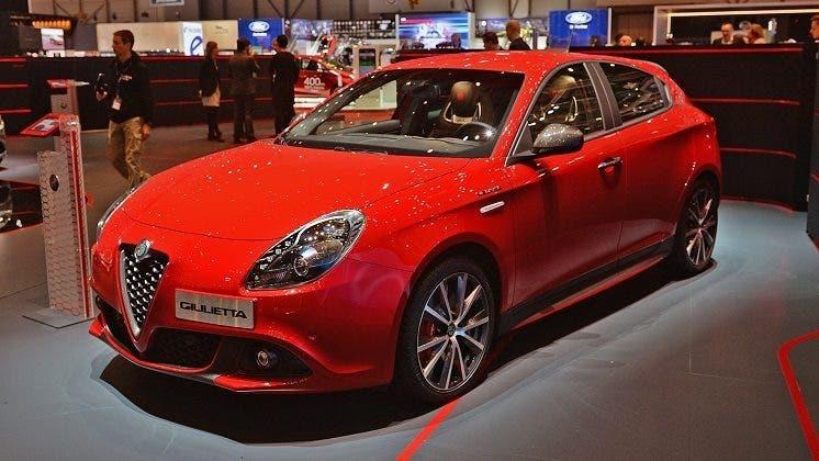 Alfa Romeo Giulietta Ascariss Design render